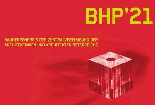 Nominierungen für den ZV-Bauherrenpreis 2021 fixiert