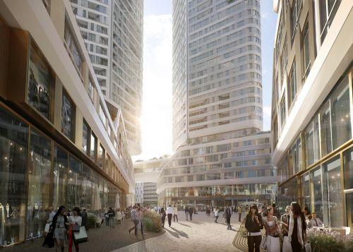 Allianz kauft Frankfurter Tower 1 für 1,4 Milliarden Euro