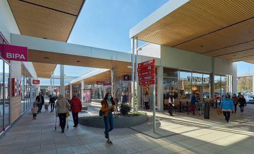 KGAL erwirbt Fachmarktzentrum Taborland in Steyr