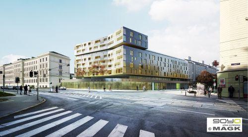 Rustler vermittelt ARE-Mietwohnungen in der Landstraßer Hauptstraße