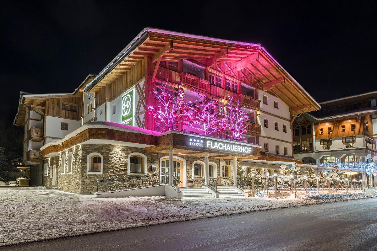 Viersternehotel Flachauerhof feiert Neueröffnung mit neuem Betreiber