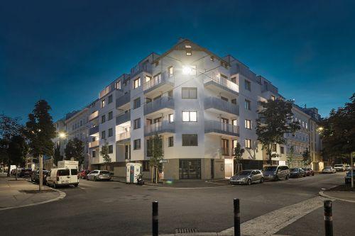WINEGG stellt 49 Eigentumswohnungen in Simmering fertig