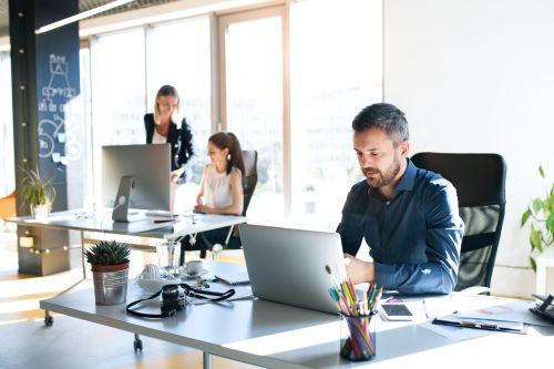CBRE: Kombination aus Büro und Homeoffice ist die Zukunft