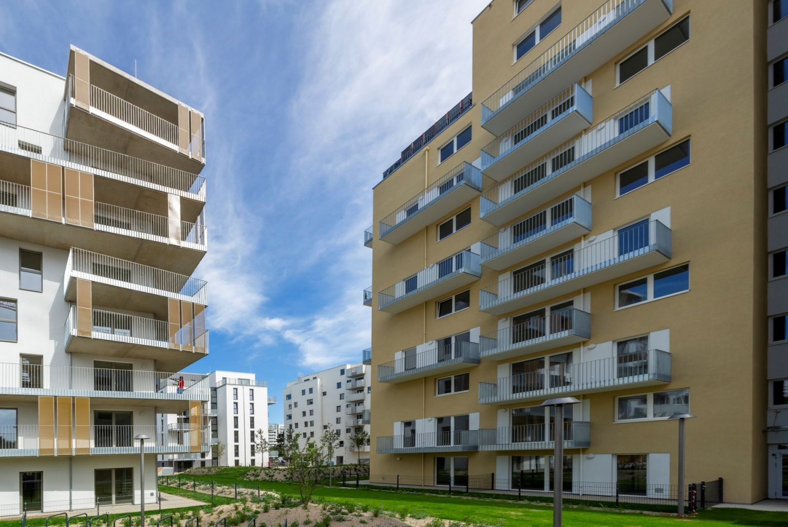 KIBB Immobilien übergibt Wohnbau in Wien-Liesing