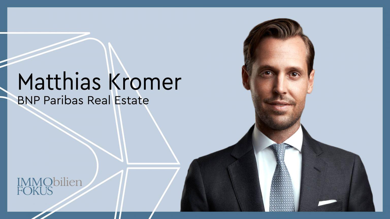 BNP Paribas Real Estate ernennt neuen Head of Business Development Capital Markets