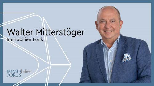 Walter Mitterstöger neuer Partner bei Immobilien Funk
