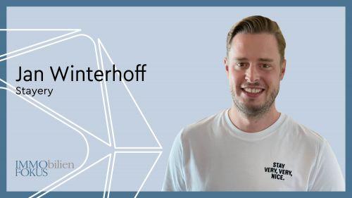 STAYERY gewinnt Jan Winterhoff als Head of Real Estate Expansion