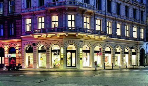 OTTO Immobilien vermittelt Lederleitner HOME Store in der Wiener Innenstadt