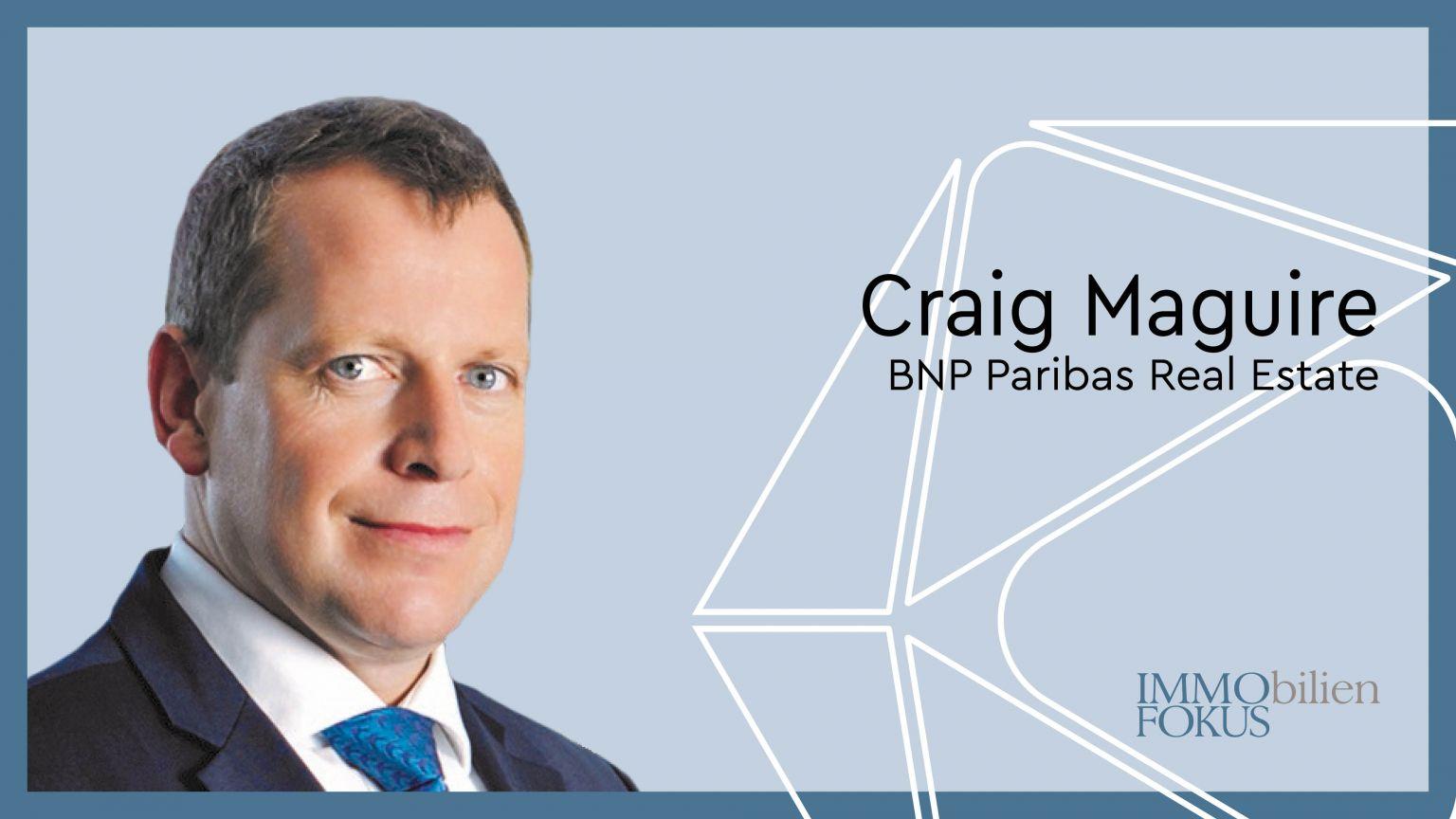 Neuer Head of Pan-European Logistics bei BNP Paribas Real Estate