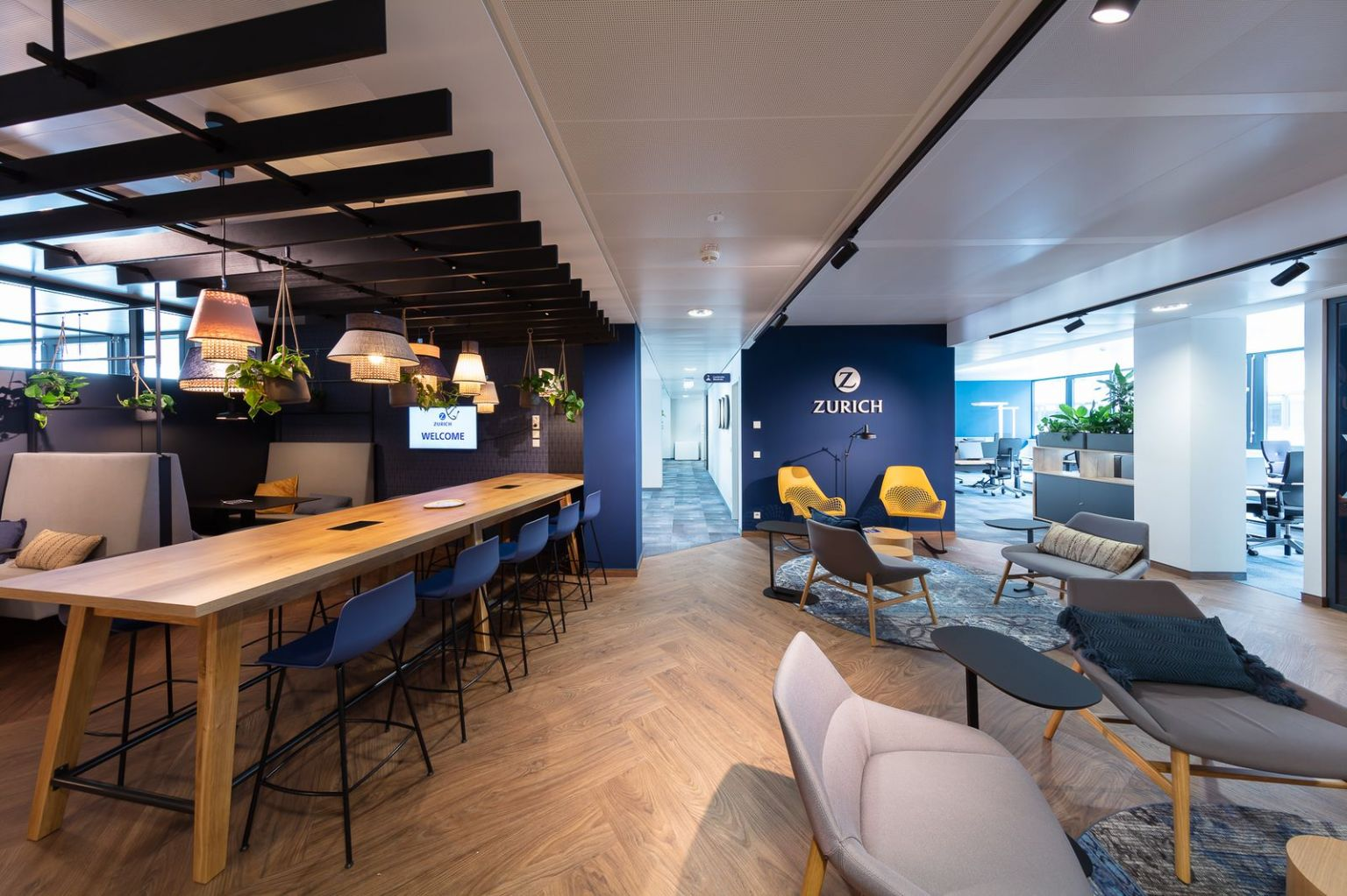 Warburg-HIH Invest kauft Büroobjekt Square One