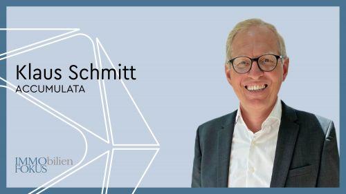 Klaus Schmitt verstärkt Unternehmensbeirat der ACCUMULATA