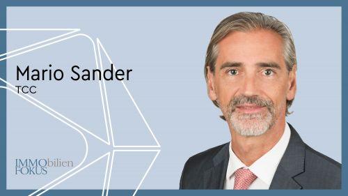 CBRE-Tochter TCC ernennt Mario Sander zum Head of Logistics
