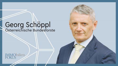 Georg Schöppl als ÖBf-Vorstand wiederbestellt