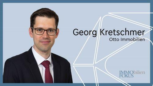 Otto Immobilien ernennt Georg Kretschmer zum Teamleiter Capital Markets