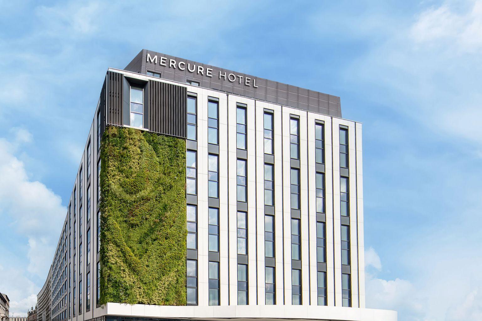 UBM-Projekt Mercure Katowice Centrum in Polen feiert Eröffnung