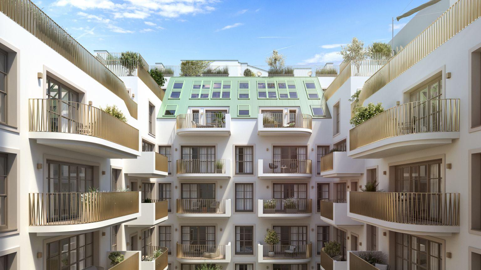 """Baustart für WINEGG-Wohnprojekt """"The Fusion"""""""