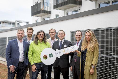 UBM und Invester übergeben 121 Wohnungen