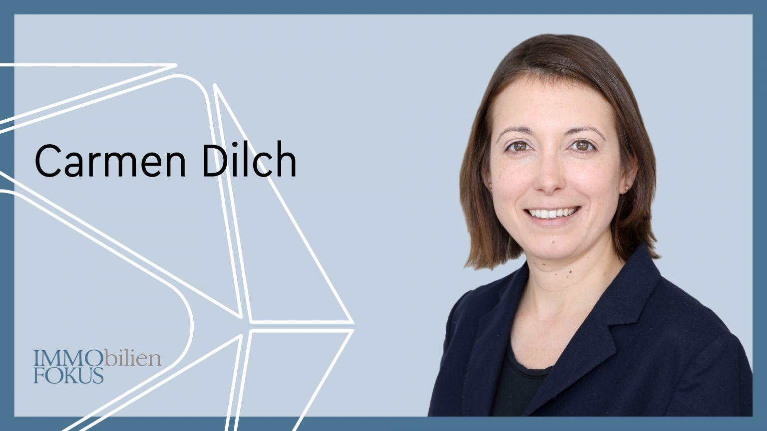 Carmen Dilch verlässt Go Asset