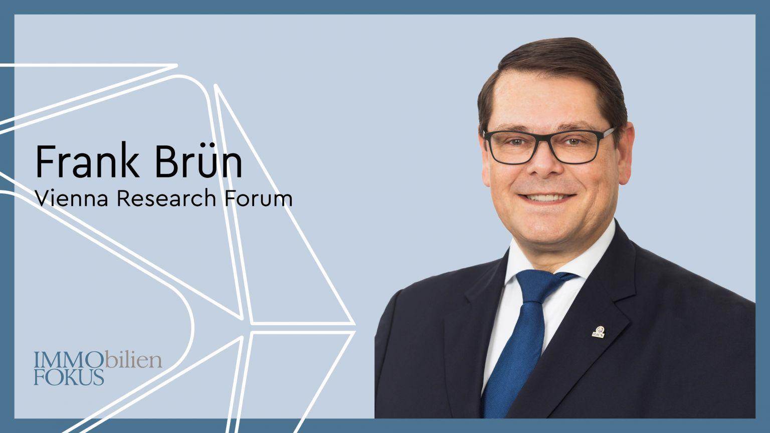 Das Vienna Research Fourm unter neuer Leitung