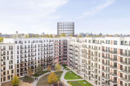CBRE Global Investors erwirbt Wohnquartier in Berlin