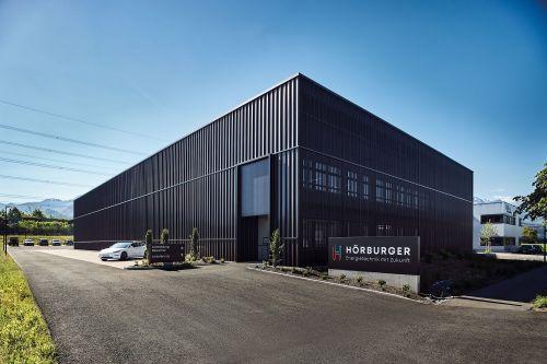 Hörburger errichtet Zero-Emission-Gebäude