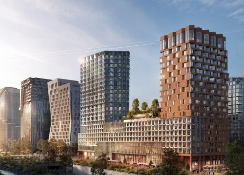 Union Investment erwirbt Projektentwicklung in Amsterdam