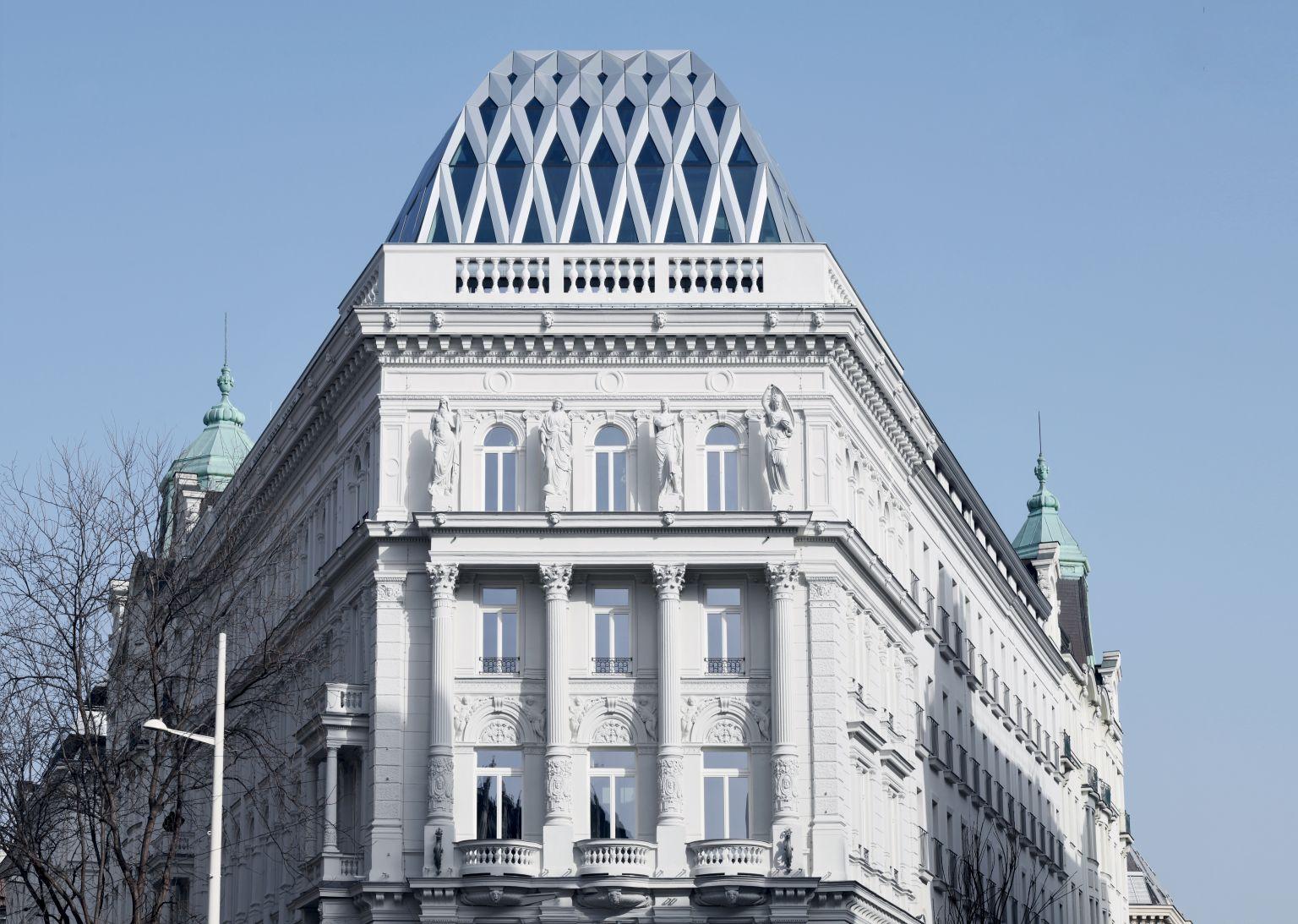 Paris trifft Wien im Hotel Motto