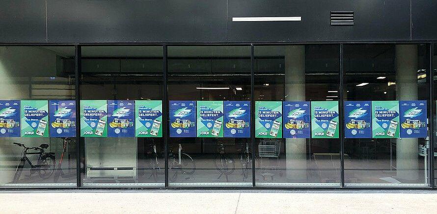 EHL vermittelt Retailfläche an den Online-Supermarkt JOKR
