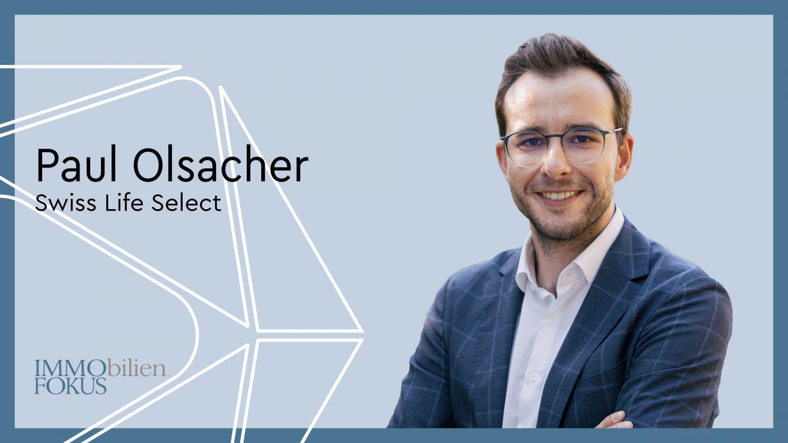 Swiss Life Select ernennt neuen Head of Communications