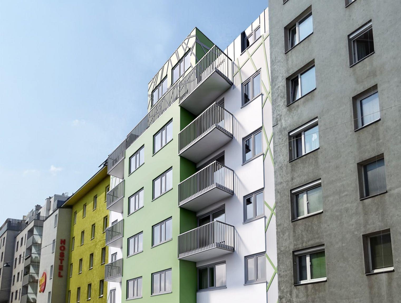 Pallas Capital finanziert in Wien