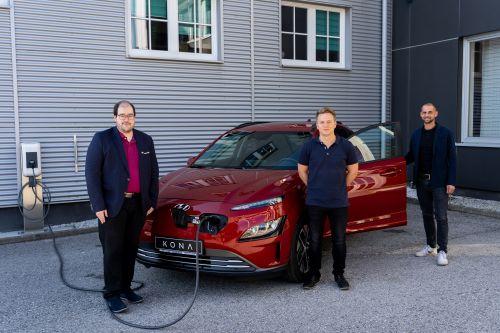 Hartl Haus kooperiert mit Hyundai