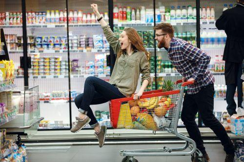 Heimische Supermärkte sind Pandemie-Gewinner
