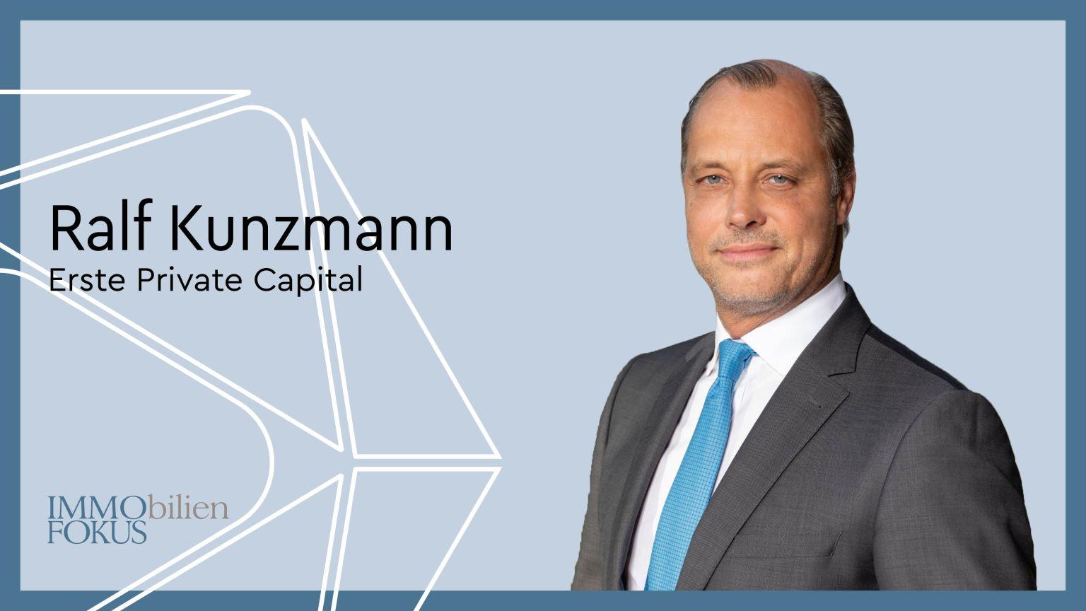 Ralf Kunzmann ergänzt die Geschäftsführung der Erste Private Capital