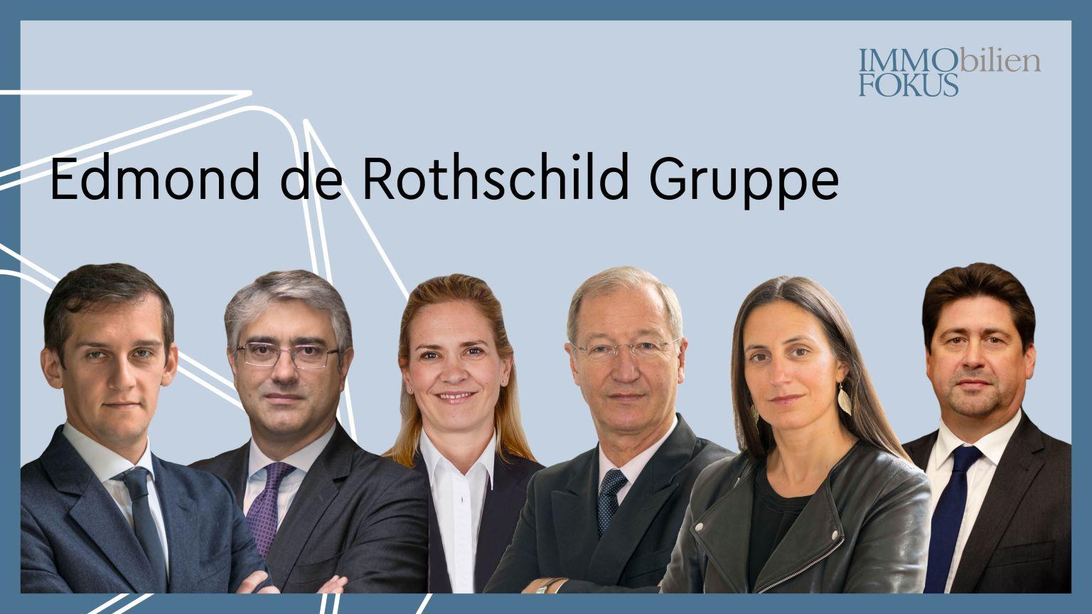 Edmond de Rothschild Gruppe stellt Führungsteam auf