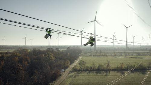 Dussmann im Einsatz bei Austrian Power Grid