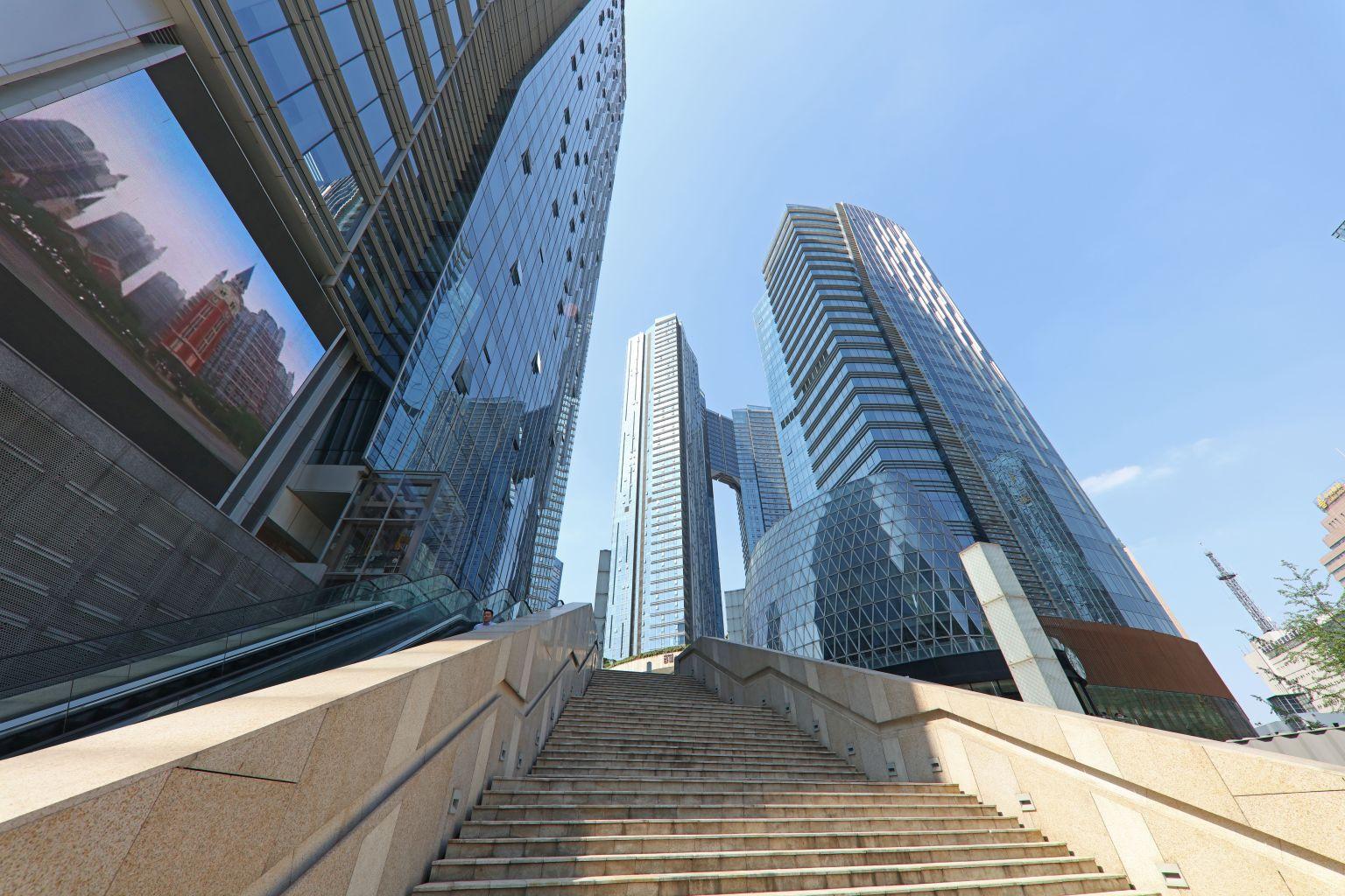 Evergrande-Krise in China reißt weitere Immobilienfirmen mit sich