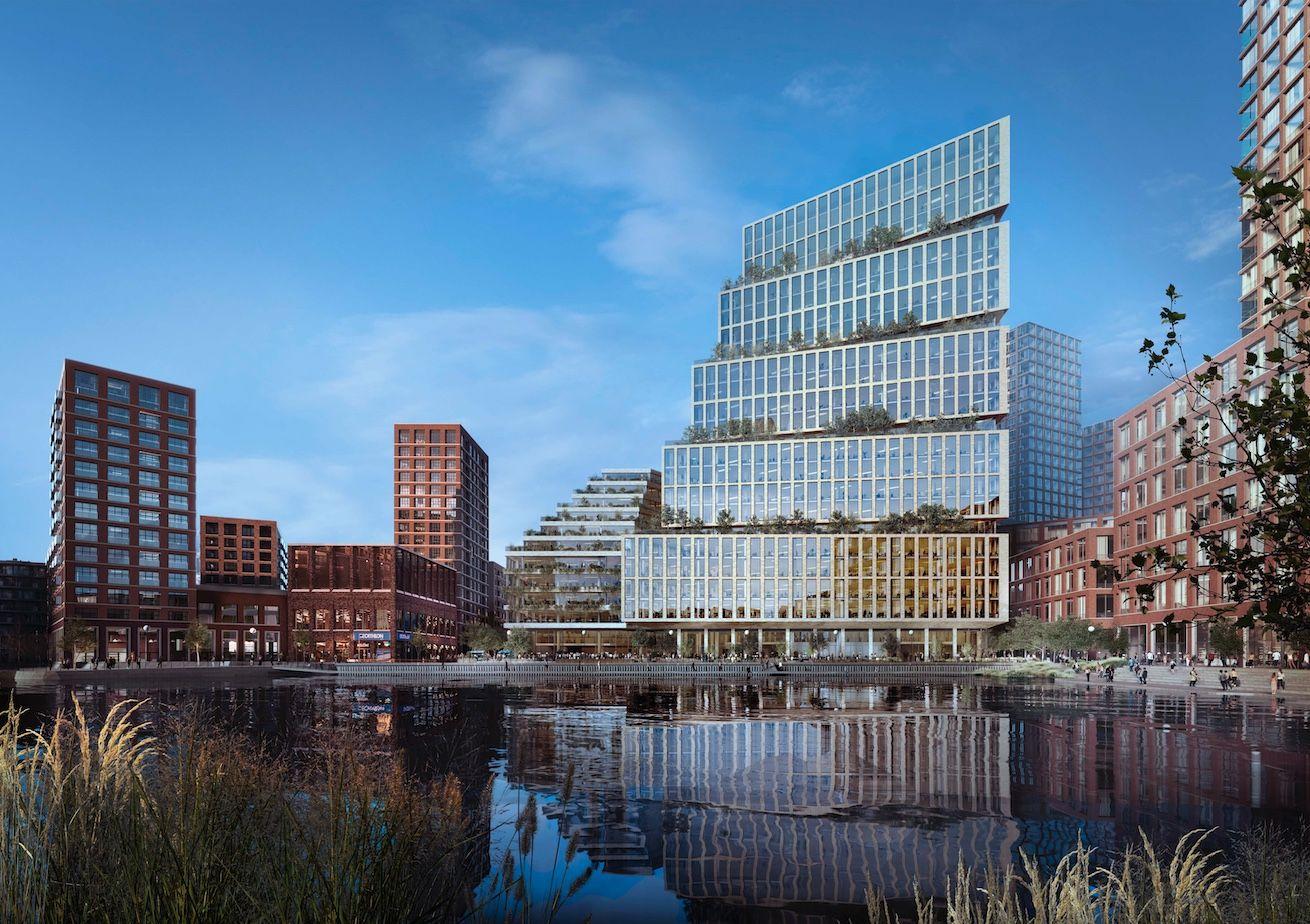 Art-Invest plant Quartiersprojekt in London