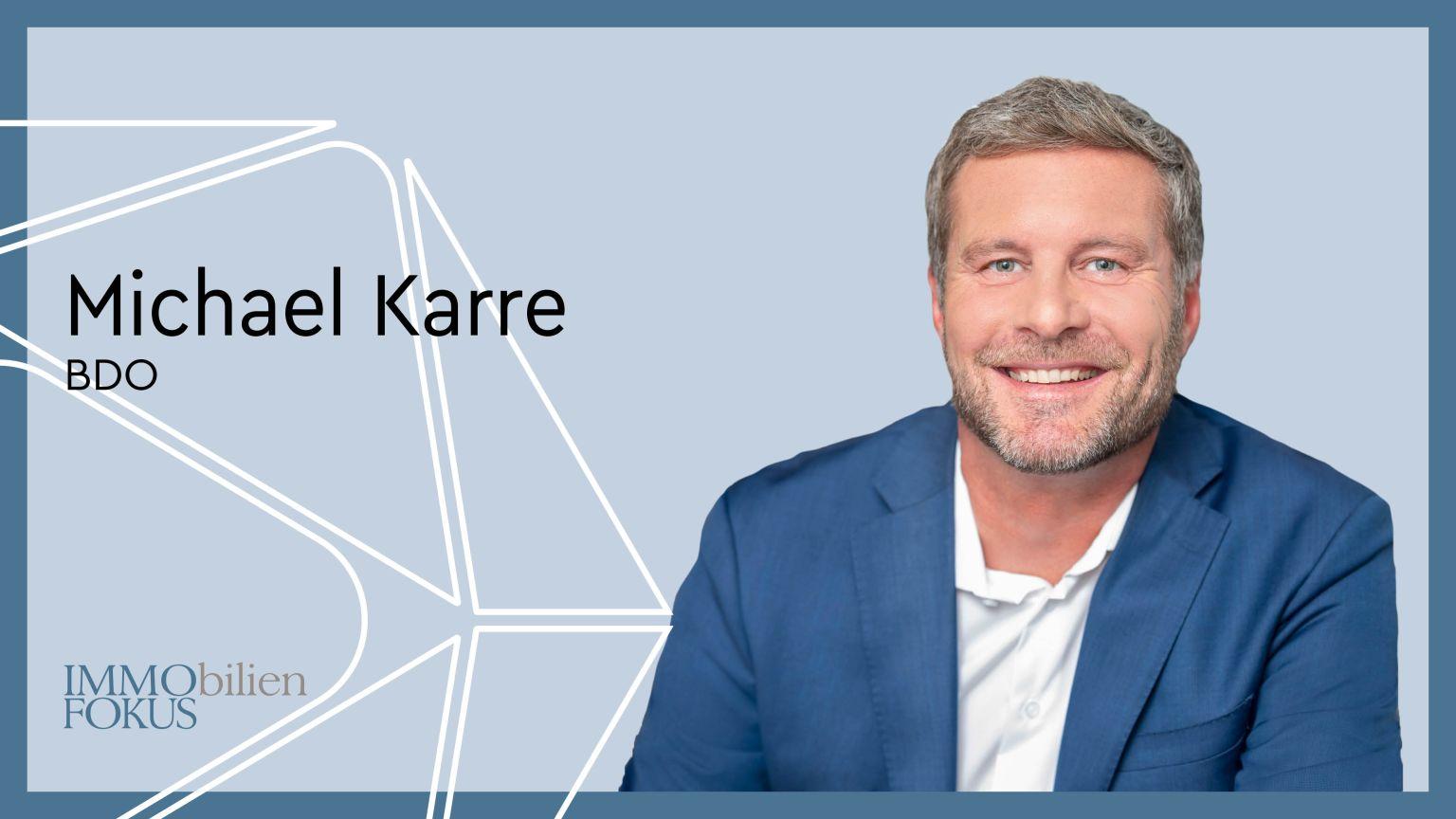 Michael Karre wechselt zu BDO