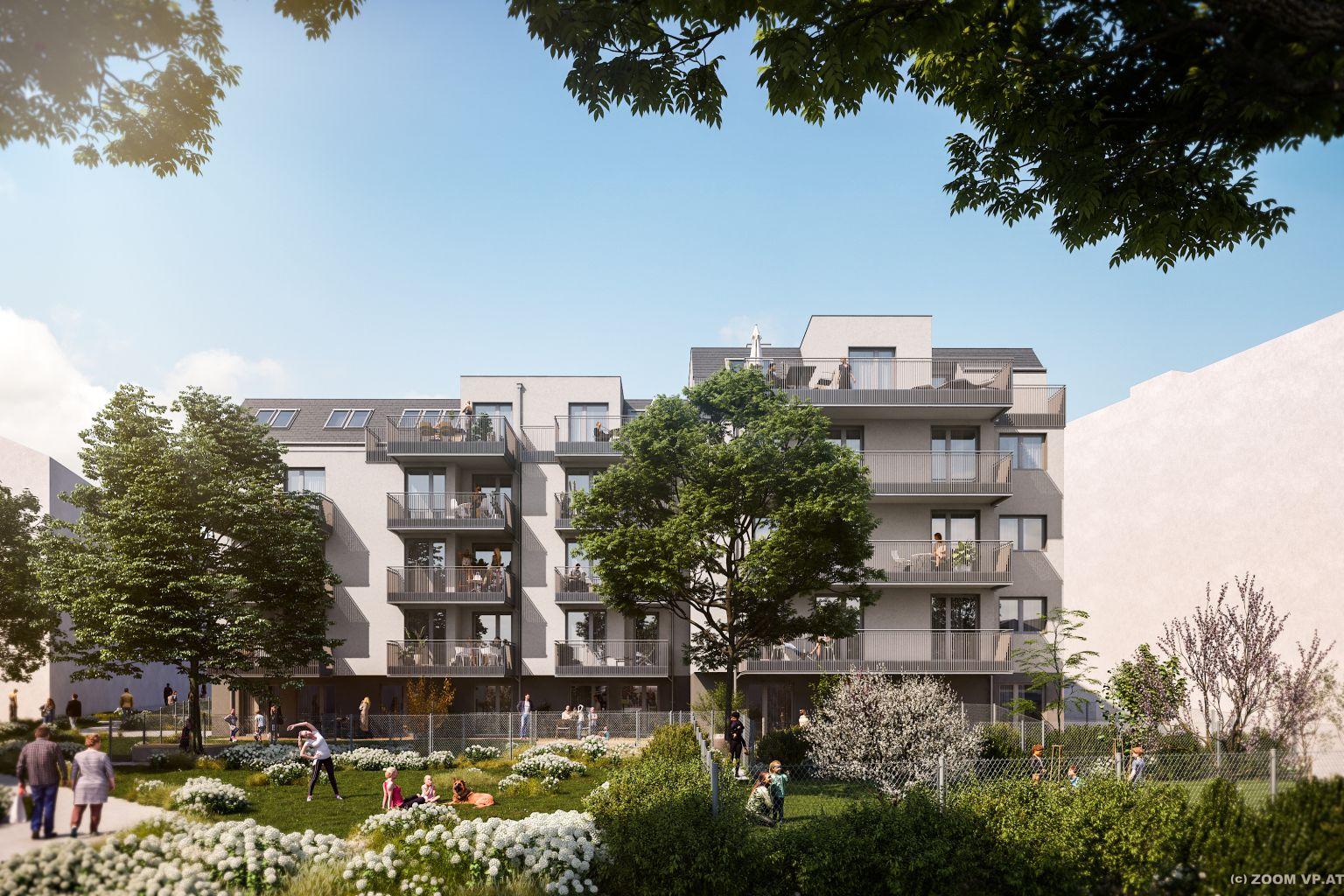 EHL vermittelt Wohnbauprojekt an Swiss Life Asset Managers
