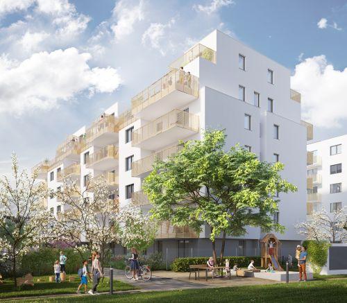 Spatenstich für Wohnbauprojekt von Invester United Benefits