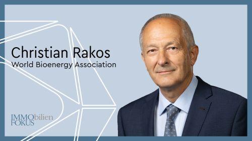 Präsident des Welt-Bioenergieverbandes wiedergewählt