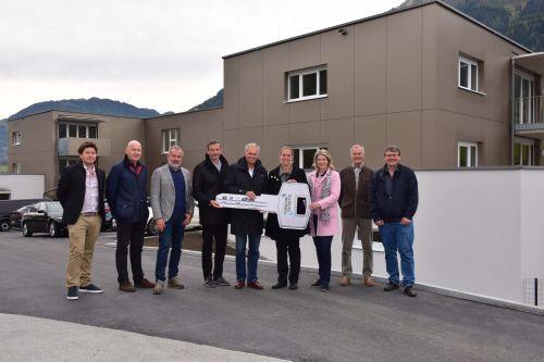 Salzburg Wohnbau schließt Großbauprojekt ab