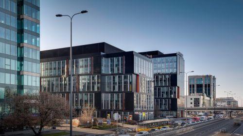 AstraZeneca erweitert Mietfläche in Warschauer CA Immo-Bürogebäude