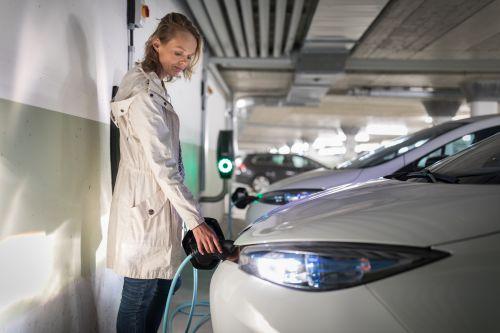 Stadt Wien fördert E-Carsharing im Wohnbau