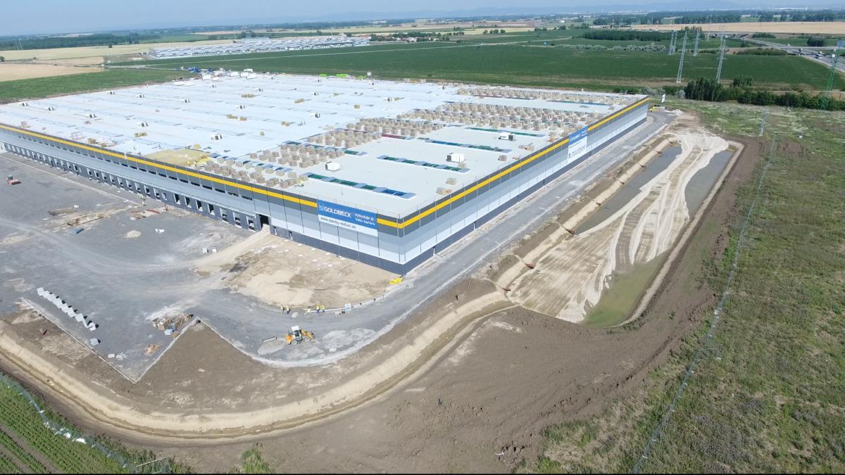 Slowakei: Modesta Real Estate vermittelt Expansionsgrundstück