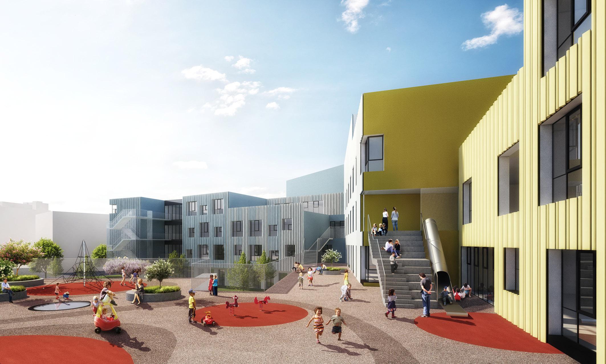 Stadtentwicklung: Zweiter Campus Nordbahnhof