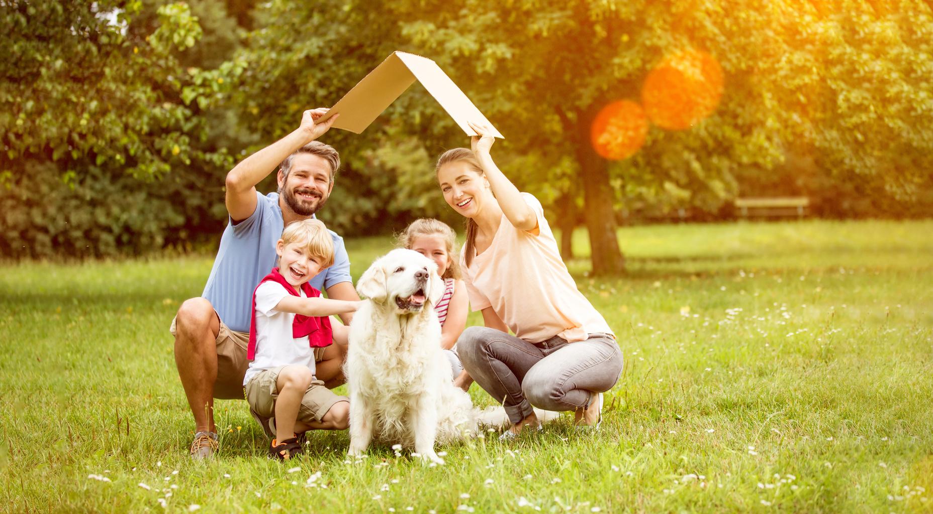 Wie wollen Österreichs Familien wohnen?