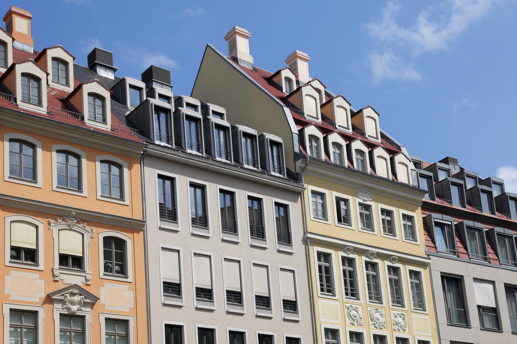 Immobilienpreise zogen 2017 weiter an