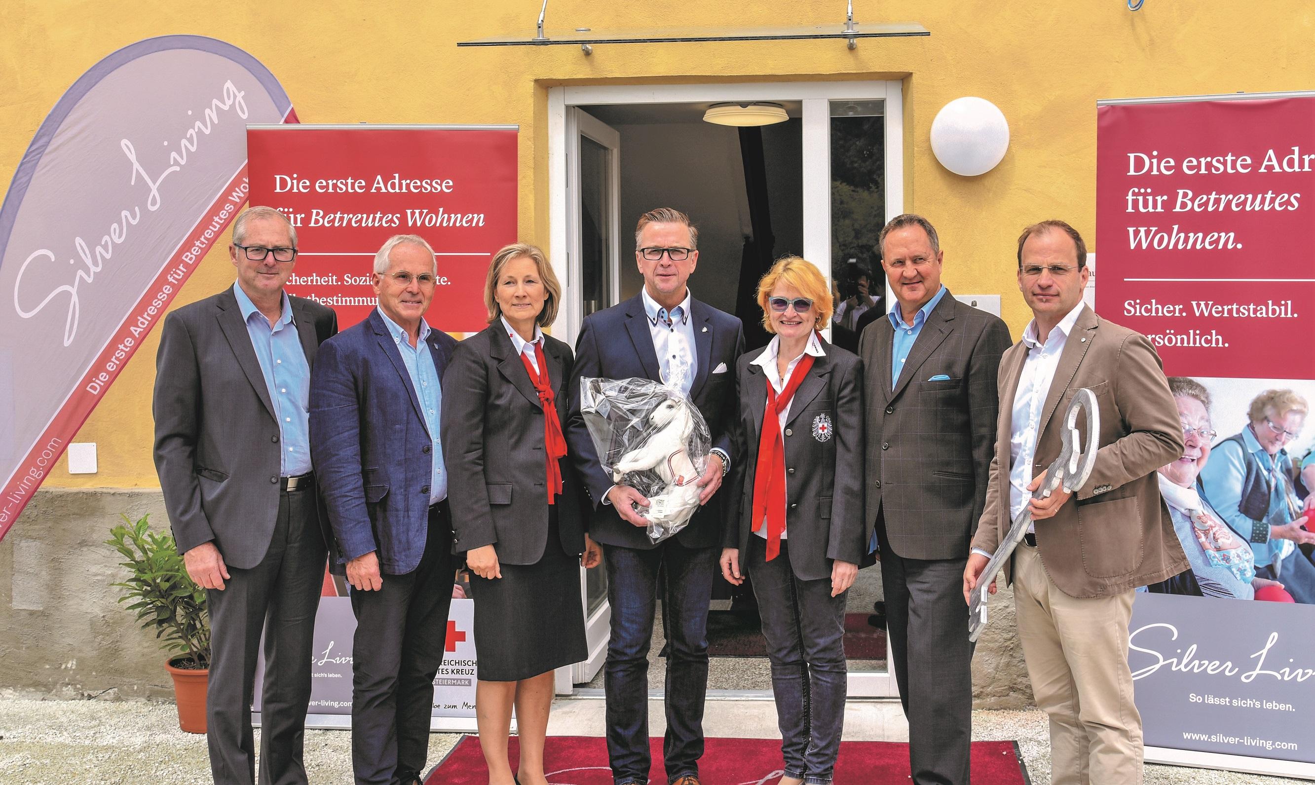 Neues Haus für Senioren