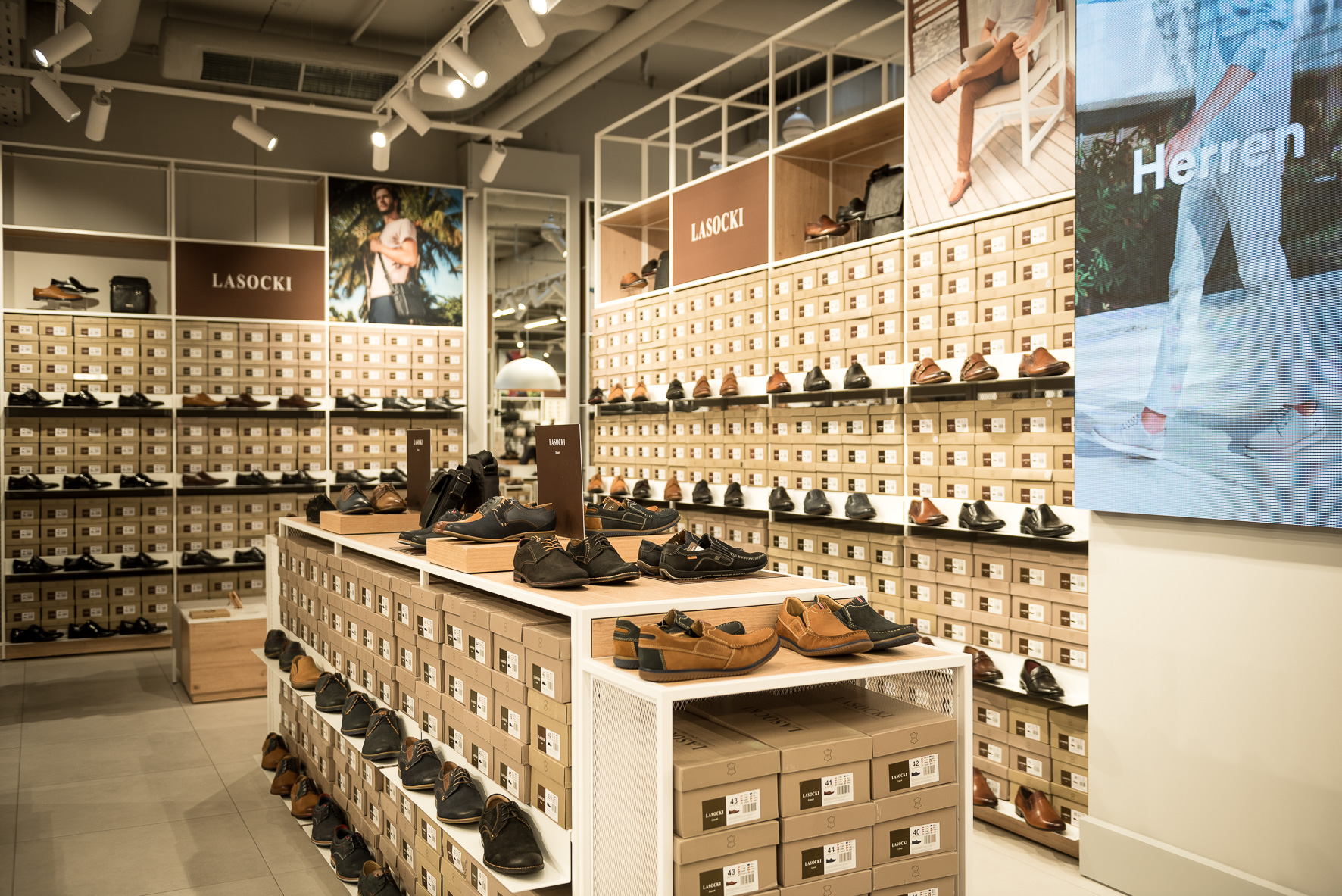 47. Store in Österreich